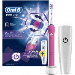 Ел.Четка OralB 750 Pink+TC (6)